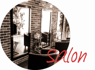 Salon Information 店舗紹介